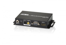 VC812-AT-G— Конвертер HDMI в VGA с функцией масштабирования