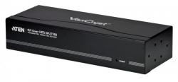 VS1208T-AT-G 8-портовый VGA A/V-разветвитель (Video splitter) с передачей по кабелю Cat 5