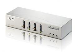 VS0204-AT-G — 2x4-портовый VGA матричный видеопереключатель (Matrix video switch).