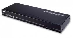 VS0116-AT-G 16-портовый VGA-видеразветвитель (video splitter) с поддержкой звука.