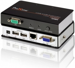 CE700A-AT-G USB,VGA, KVM-удлинитель по «витой паре» (1280 x 1024@150m)