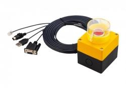 2XRT-0015G —   Кнопка управления доступом к KVM по IP-соединению