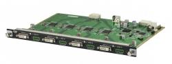 VM7604-AT — 4-х портовая плата входа A/V сигналов с интерфейсом DVI
