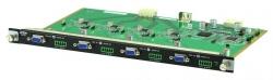 VM7104-AT — 4-х портовая плата входа A/V сигналов с интерфейсом VGA