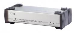 VS162-AT-G 2-х портовый DVI разветвитель видеосигнала. (Video splitter)