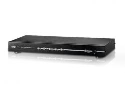 VS482-AT-G — 4-портовый HDMI--видеопереключатель (Video Switch) Dual View с функцией Де-эмбеддера