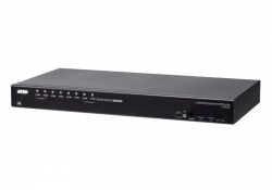CS19216-AT-G — 16-портовый, USB 3.0 4K DisplayPort KVM-переключатель