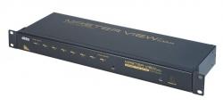 CS1216A-AT-G 16- портовый PS/2, VGA, KVM переключатель (KVM Switch)