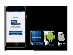 Мобильное приложение для управления матричными видеокоммутаторами ATEN