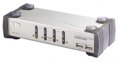 CS1734AC-AT —  4-портовый VGA PS/2 USB KVMP-переключатель с OSD меню
