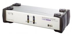 CS1742C-AT — двухпортовый Dual-View VGA USB KVM-переключатель.