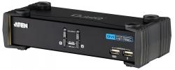 CS1762A-AT-G — 2-х портовый DVI-I USB 2.0 DVI KVMP™-переключатель (KVM Switch)
