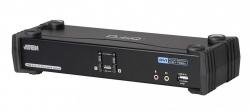 CS1782A-AT-G — 2-х портовый DVI-I Dual Link ™ USB-переключатель  KVMP™-переключатель (KVM Switch)