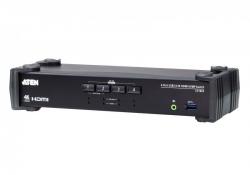 CS1824-AT-G — 4-портовый, USB 3.0 4K HDMI KVMP™-переключатель