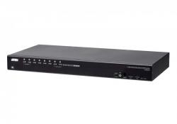 CS19208-AT-G — 8-портовый, USB 3.0 4K DisplayPort KVM-переключатель