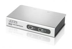 CS72ECZ-AT — 2–х портовый VGA  PS/2  KVM переключатель (KVM Switch)