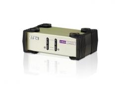 CS82U-AT — 2–х портовый VGA PS/2-USB KVM переключатель (KVM Switch)
