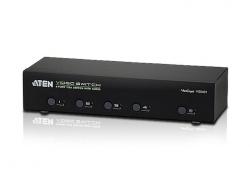 VS0401-AT-G — 4-портовый VGA--видеопереключатель (Video Switch) с поддержкой звука