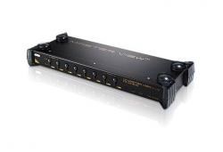 CS9138Q9-AT-G 8-портовый PS/2 KVM переключатель (KVM Switch)