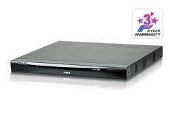 KN2116VA-AX-G  16-портовый KVM-переключатель  с доступом по IP и поддержкой 1-локального/2-удаленных пользователей ( KVM Switch )