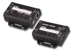 VE811-AT-G — HDMI видеоудлинитель HDBaseT (4K@100м / 1080p@150м)