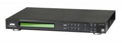 VM6404H-AT-G — матричный HDMI переключатель 4x4 4K с функциями масштабирования изображений и формирования видеостен.(Matrix HDMI video switch)