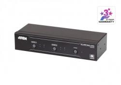 VM0202H-AT-G —Матричный HDMI-коммутатор 2x2 4K