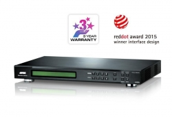 VM5404H-AT-G — Матричный HDMI-коммутатор 4x4 с функцией масштабирования (Matrix audio/video switch)