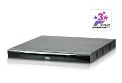 KN4116VA-AX-G 16-портовый переключатель Over IP с Dual Power / LAN 1 локальный / 4 удаленных пользователя( KVM Switch )