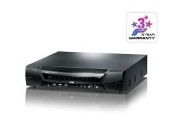 KN4164V-AX-G 64-портовый KVM-коммутатор с доступом по IP 1-го локального и 4-х удаленных пользователей