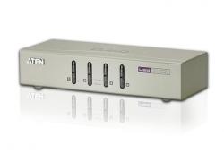 CS74U-A7 —  4-портовый, USB, VGA, аудио, КВМ-переключатель