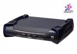 KE6900AR — DVI-I KVM-удлинитель с доступом по IP и поддержкой одного дисплея (приемник)