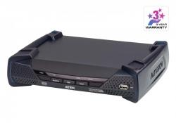 KE6910R-AX-G — 2K DVI-D Dual Link KVM-удлинитель с доступом по IP KE6910R (приемник)