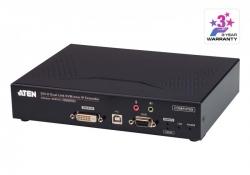 KE6910T-AX-G —  2K DVI-D Dual Link KVM-удлинитель с доступом по IP KE6910T (передатчик)