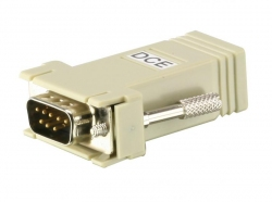 SA0142 — Интерфейсный Serial адаптер RJ45 <=> DB9
