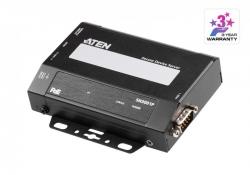 SN3001P — 1-портовый консольный сервер с поддержкой PoE для защищенного доступа к последовательным портам