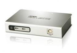 UC2322-AT Конвертер интерфейса USB в 4-Port концентратор RS232