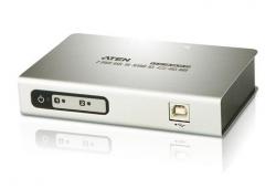 UC4852-AT Конвертер интерфейса USB в -RS422/485 c 2-портовым концентратором
