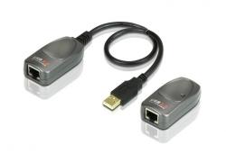 UCE260-A7-G — удлинитель USB 2.0  по кабелю Cat 5 (до 60м)