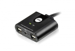 US224-AT 2-х портовый USB 2.0 переключатель для совместного использования периферии