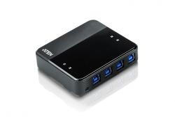 US434-AT 4-х портовый USB 3.0 переключатель для совместного использования периферийных устройств