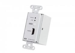VE1801AUST-AT-G — Передатчик HDMI HDBaseT-Lite с монтажной панелью US и функцией PoH (4K@40м)
