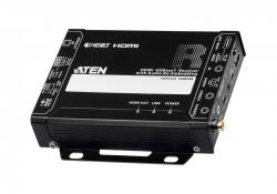 VE2812R  —   HDMI HDBaseT приемник с извлекателем звука (4K@100 м) (HDBaseT Class A)