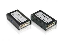 VE600A-A7-G — Удлинитель DVI и Аудио (1920х1200@40м)