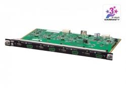 VM7824-AT — 4-портовая плата ввода, True 4K HDMI
