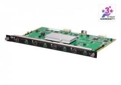 VM8584K1-AT — 4-портовая плата вывода c оптоволоконным подключением 10G (4K@300м, многомод )