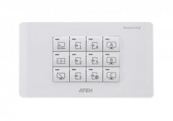 VPK312 — 12-кнопочный сетевой блок дистанционного управления (стандарт EU, 2 Gang)
