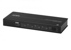 VS481C-AT-G — 4 портовый HDMI True 4K -видеопереключатель (Video Switch)